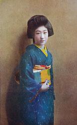 70507-0002 - Woman in Kimono