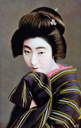 70507-0003 - Woman in Kimono