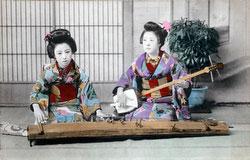 70507-0011 - Women Playing Music